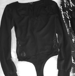 XS bebe long sleeve